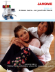 JANOME MB-4 Brochure