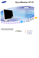 Samsung 971P - SyncMaster - 19