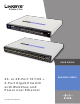 Linksys MGBLH1 - Gigabit LH Mini-GBIC SFP Transceiver User Manual