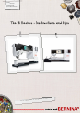Bernina 820 Quick Start Manual