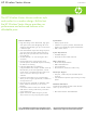 HP EW207AA - Wireless Laser Mouse Datasheet