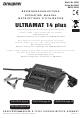 GRAUPNER ULTRAMAT 14 PLUS Operating Manual