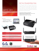 ViewSonic WPG-360 Specification Sheet