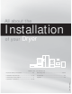 Frigidaire FASE7021NW Installation Instructions Manual