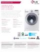 LG WM2250CW Specifications