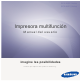 Samsung SCX-4623FW Manual Del Usuario