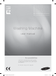Samsung WF1704WSE2/XEU User Manual