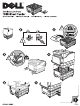 Dell 7330dn - Laser Printer B/W Install Manual