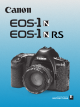 Canon EOS 1 Instructions Manual