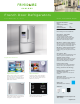 Frigidaire FGHB2869LE Product Specifications