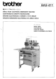 Brother BAS-411 Parts Manual