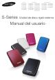 Samsung HX-MU010EA Manual Del Usuario