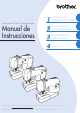 Brother HS-2500 Manual De Instrucciones