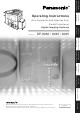 Panasonic DP-8035 Operating Instructions Manual