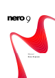 Nero Nero Express 9 Manual