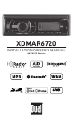 xdmar6720_installation_owners_manual_1_thumb dual xdmar6720 installation & owner's manual pdf download xdmar6720 wiring diagram at soozxer.org