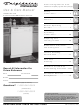 Frigidaire 1200 series Use & Care Manual