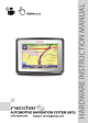Nextar X3-02 - Automotive GPS Receiver Hardware Manual