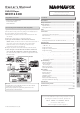 Magnavox MDV2400 Owner's Manual