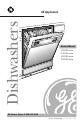 GE GSD2000 series Owner's Manual