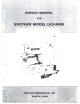 Brother KM-430B User Manual
