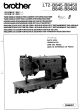 Brother LT2-B848 Parts Manual
