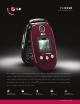 LG VX8350 Datasheet
