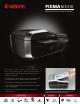 Canon PIXMA MX310 Brochure