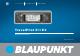 Blaupunkt TravelPilot E1/E2 Operating Instructions Manual