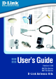D-Link 50AT - DWL Antenna User Manual