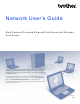 Brother HL-S7000DN Network User's Manual