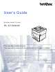 Brother HL-S7000DN User Manual