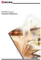 Kyocera TASKalfa 3501i Technical Reference Manual
