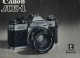 Canon AE-1 Instructions Manual