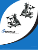 Nautilus EV716 Assembly Manual