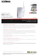 Edimax BR-6524n Easy Setup