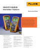 fluke 115 user manual pdf