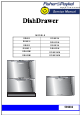 Fisher & Paykel DishDrawer DD603 Service Manual