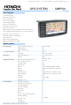 Hitachi MMP501 Specifications