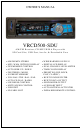 vrcd500sdu_1_thumb roadmaster vrcd500 sdu owner's manual pdf download vrcd400 sdu wiring harness at n-0.co