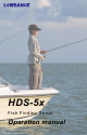 Lowrance HDS-5x Operation Manual