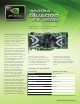Nvidia QUADRO FX 4500 Specifications