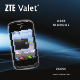 zte Valet Z665C User Manual (44 pages)