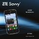 zte Savvy Z750C User Manual