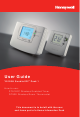 Honeywell Y9120H Sundial RF2 Pack 1 User Manual