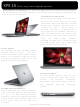 Dell XPS 15 Specifications