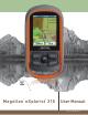 Magellan eXplorist 310 User Manual