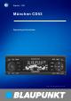 BLAUPUNKT MUNCHEN CD 53 Operating Instructions Manual