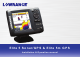 Lowrance Elite 5m GPS Installation & Operation Manual