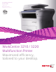 Xerox WorkCentre 3210 Specifications